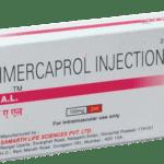 Dimercaprol (BAL)