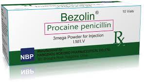 Procaine Benzyl Penicillin (Procaine Penicillin G)