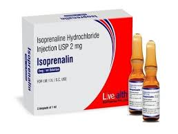 Isoprenaline