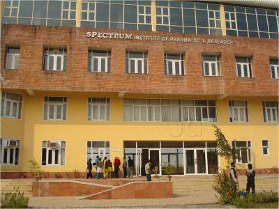 SPECTRUM INSTITUTE OF PHARMACEUTICAL SCIENCES AND RESEARCH, GREATER NOIDA