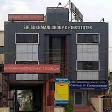 SRI SUKHMANI INSTITUTE OF PHARMACY