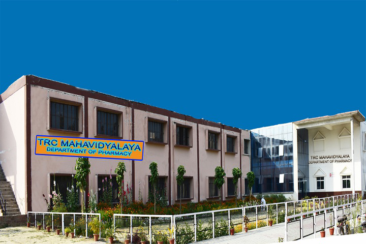 TRC MAHAVIDYALAYA, DEPARTMENT OF PHARMACY, BARABANK