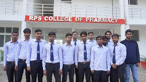 R. P. S. COLLEGE OF PHARMACY