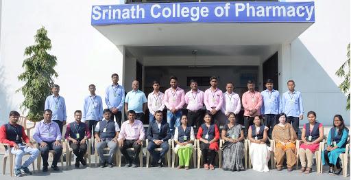 SRINATH COLLEGE OF PHARMACY